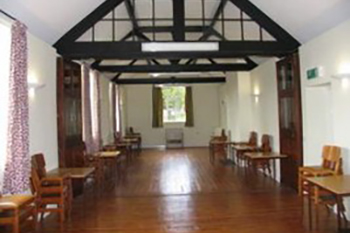 Undy Church and Community Hall interior