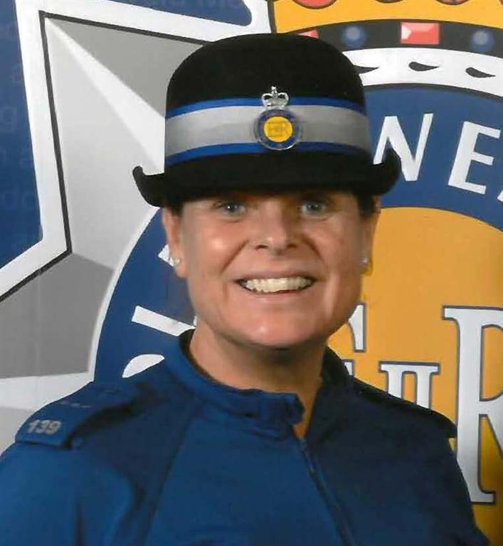 PCSO Ruth James